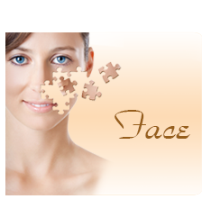 Facial cosmetic surgery treatments